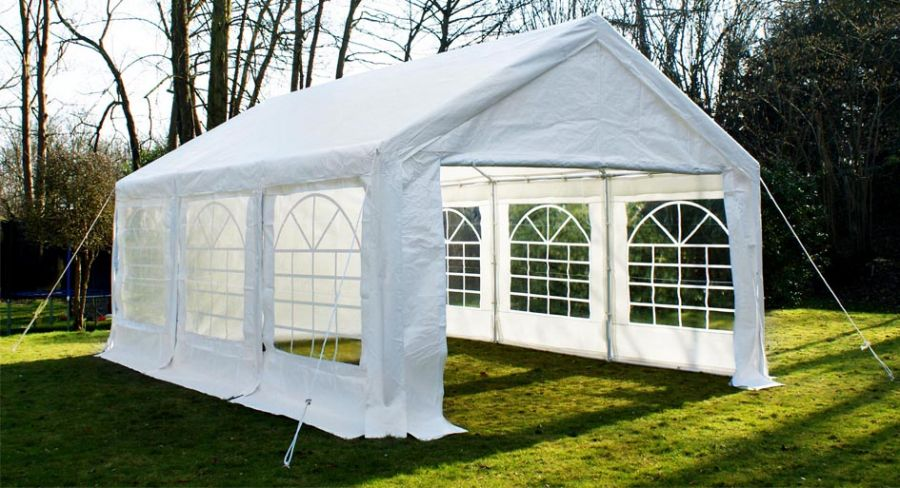 Standard Marquee 4m x 6m