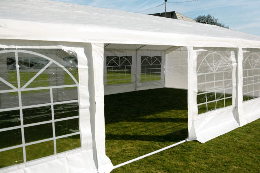 Standard Marquee 3m x 10m
