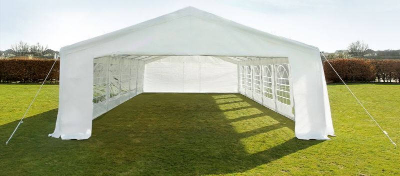 "3m x 10m (9ft 10"" x 32ft 9"") Standard Marquee / Party Tent"