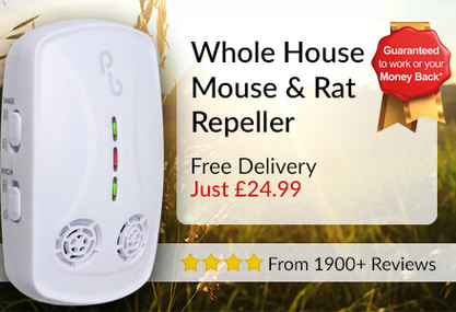 bestselling mice repeller