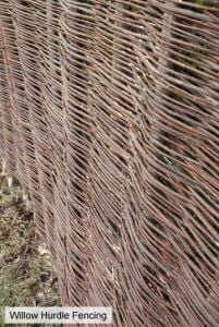 Willow Hurdles