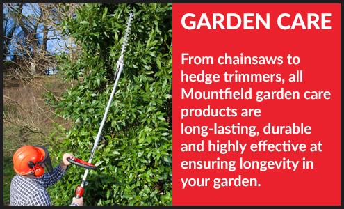 Garden Care Range