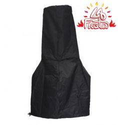 Deluxe Chim Chimenea Weatherproof Cover H105cm x D55cm (Large)