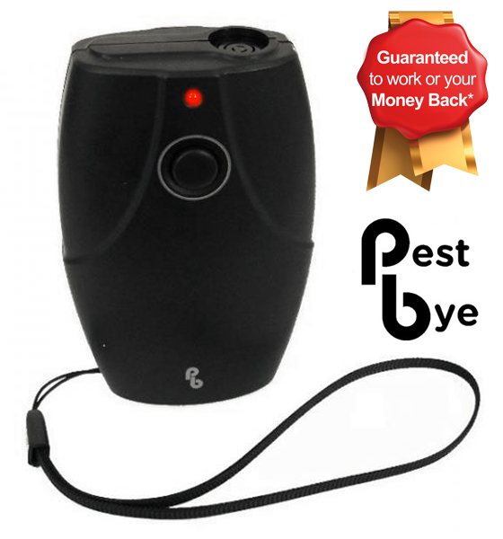 Portable Sonic Dog Training Repeller / Bark Deterrent By PestBye®