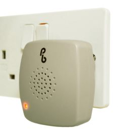 Ultrasonic Spider Control 400 Plug - Single Room, By Pestbye®