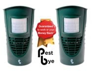 PestBye� Advanced Cat Scarer - Pack of 2