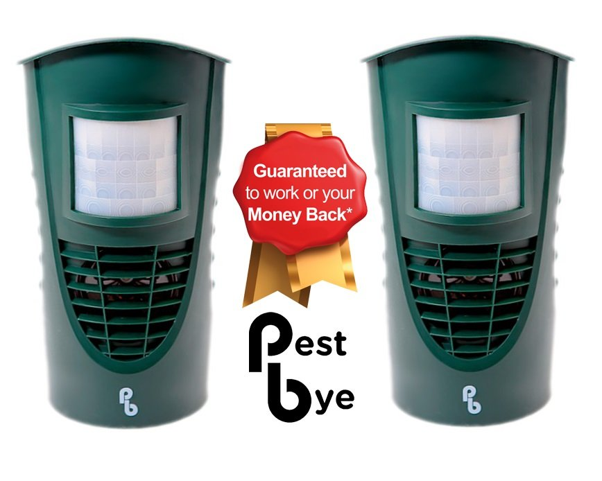 Pack of 2 Advanced Cat Scarers By PestBye®