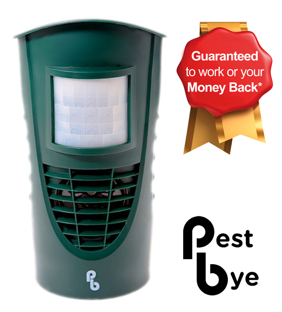 PestBye® Advanced Cat Scarer
