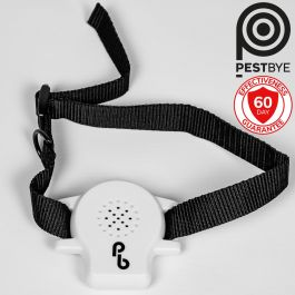 Ultrasonic Anti Bark Device Dual Action Control Collar By PestBye®