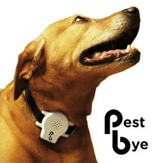 PestBye® Ultrasonic Anti Bark Device Dual Action Control Collar