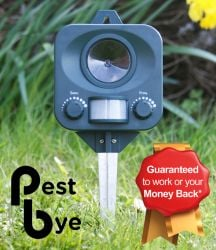 PestBye® Battery Operated  Cat Repeller