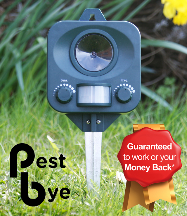 PestBye™ Battery Operated  Cat Repeller