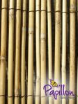 4.0m x 1.5m Peeled Reed Natural Fencing and Screening by Papillon�