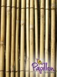 4.0m x 1.8m Peeled Reed Natural Fencing and Screening by Papillon™