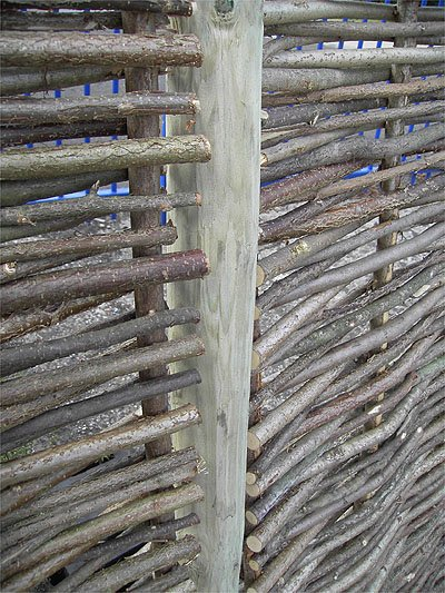 8ft / 2.43m Wooden Fence Posts for Fencing, Screening and Hurdles