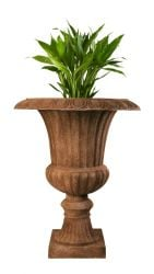 Fibreglass Tall Urn Planter - 94cm