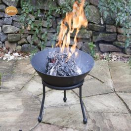 40cm Cast Iron Small Fire Bowl by Gardeco™