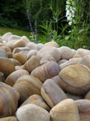 Foras Tumbled Coloured Pebbles - Rainbow 20kg