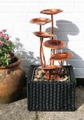 Rattan Water Features