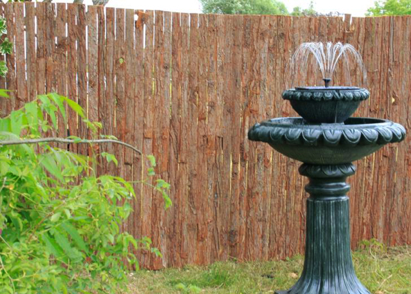 Bark Natural Fencing Screening Rolls 4.0m x 1.0m (13ft 1in x 3ft 3in) - £5.00 Per M² - By Papillon™