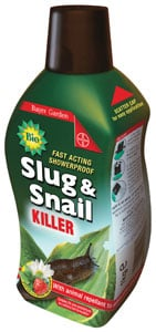 Slug & Snail Killer - 750g