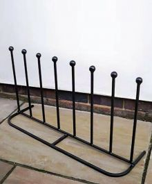Wellington Boot Rack for Four Pairs (Long)