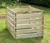 Wooden Composter: Medium 605 Litres by Lacewing™