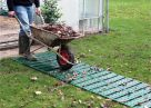 Instant Garden Roll Out Path - Chevron - 3 Metres - Double Width