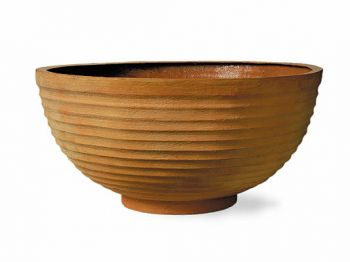 Thames Low Bowl Planter - H50cm x D1m