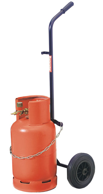 Weed Wand Gas Trolley