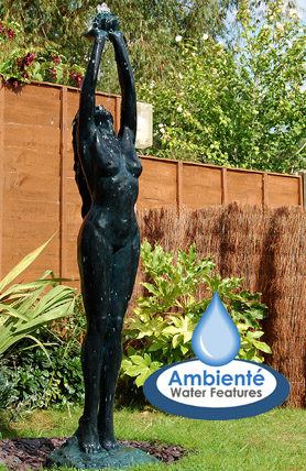 H1.62m Aphrodite Figurine Water Feature by Ambienté™