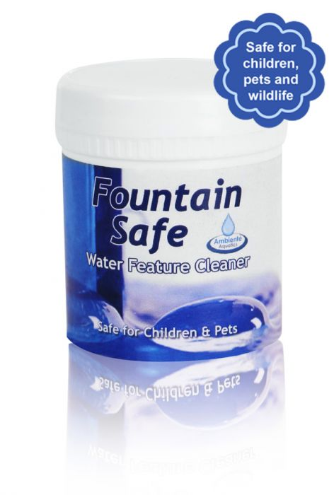 Ambienté™ Fountain Safe - Large Bulk - 12 Month Supply