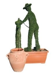 Topiary Water Feature - Water Pump Clive