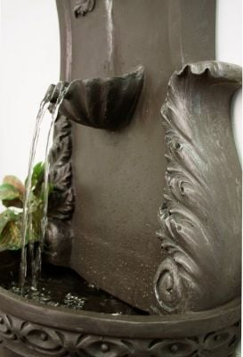 Angel Wings Wall Fountain Water Feature by Ambienté