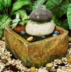 Doku Pebble Water Feature
