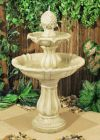 Elizabethan 3 tier Fountain Water Feature