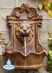 Small Lion Head Wall Fountain by Ambienté