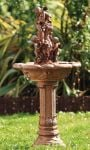 Cherubs Fountain Water Feature by Ambienté