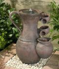 55cm Smart Solar Pitcher Water Feature