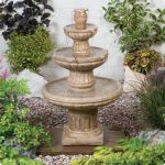 Stonetouch Regal Tier Fountain