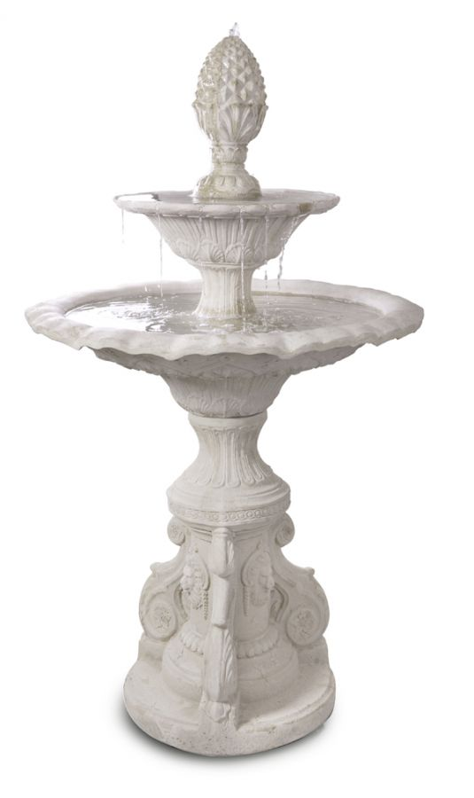 Medici Cascade 2 Tier Water Feature (188cm)
