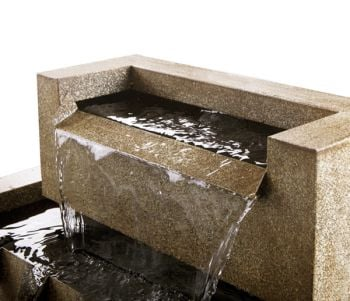 Table Mountain Cascading Water Feature - W80xH57cm