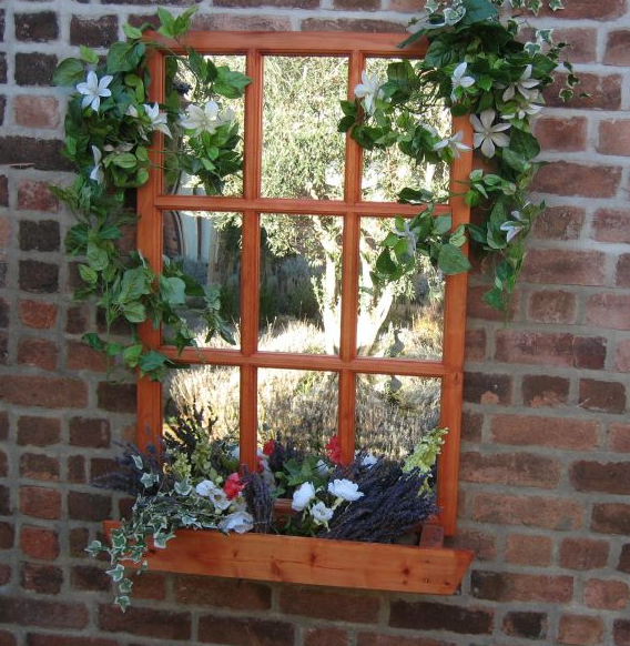 3ft 4in x 2ft 3in Georgian Window Box Window